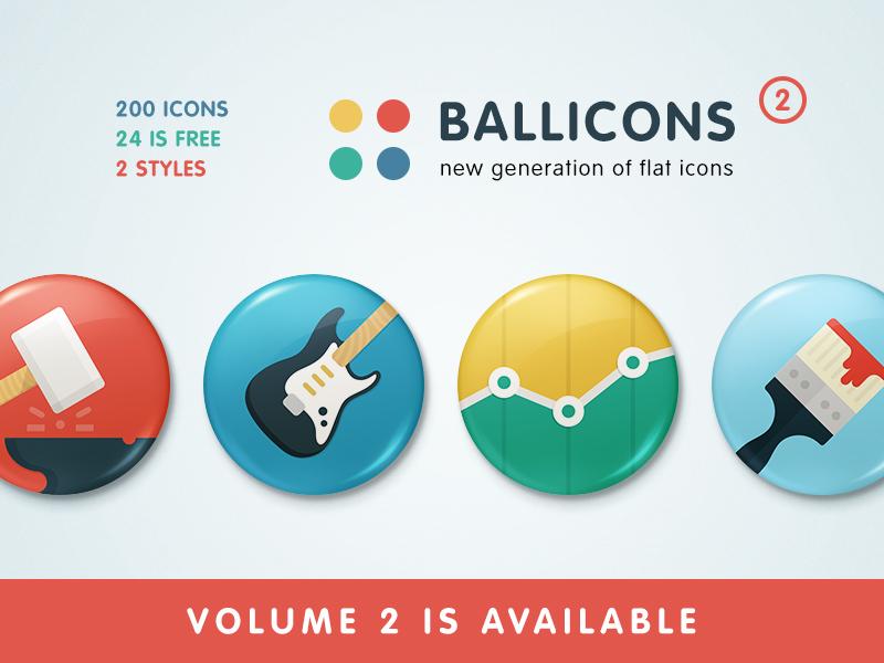 Ballicons2 vol2