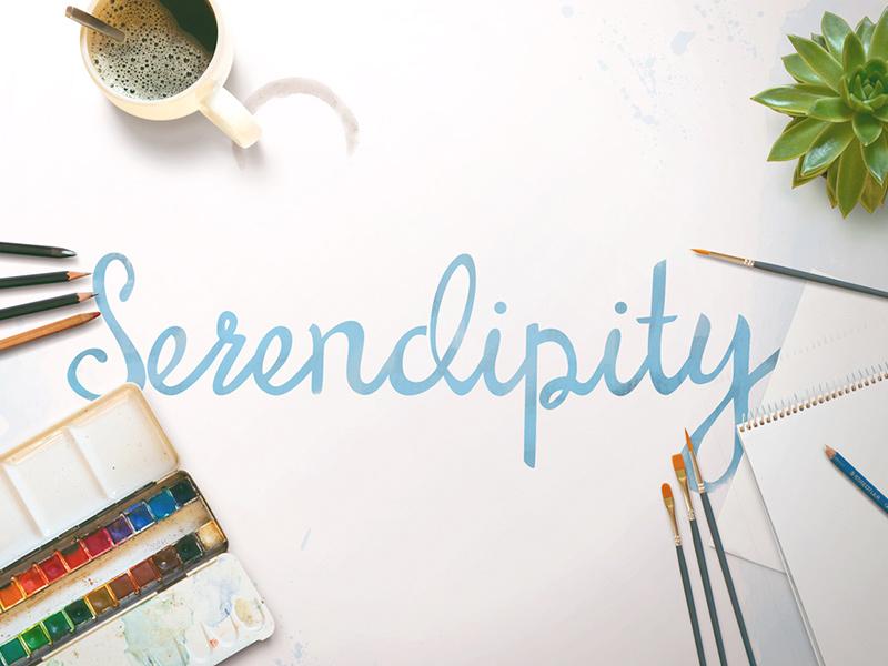 Freebie: Serendipity Script pixelbuddha freebie serendipity fonts font free