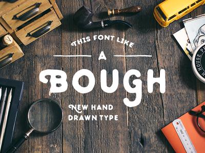 Bough Typeface