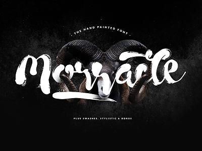 Freebie: Morracle Font typeface font free morracle freebie