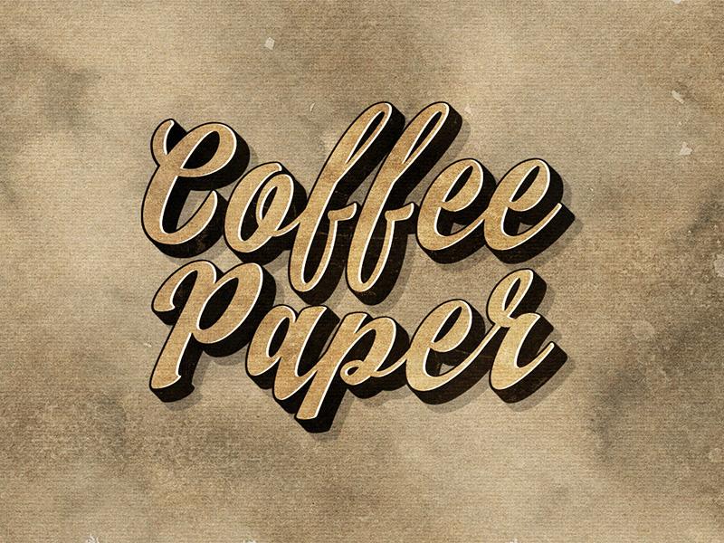 Freebie: 10 Coffee Paper Textures textures paper coffee pixelbuddha freebie