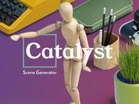 ⚗ Catalyst Scene Generator Launch