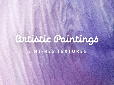 Freebie Artistic Painting Texture Set by Pixelbuddha Dribbble