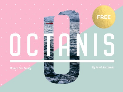 Octanis Font Family download octanis fonts font pixelbuddha