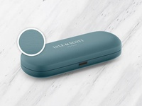 Freebie: Glasses Case Mockup Set