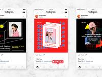 Mono Instagram Templates Kit #2