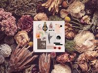 Freebie: Bloom Flavor Top View Mockups