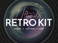 Ultimate Retro PS Photo Kit
