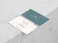 Freebie: Hugo Business Card Templates