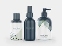 Cosmetic Travel Bottles Mockups