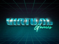 Back to the 80s Retro Text Effects #3