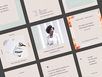 Freebie: Hepburn Instagram Templates Kit