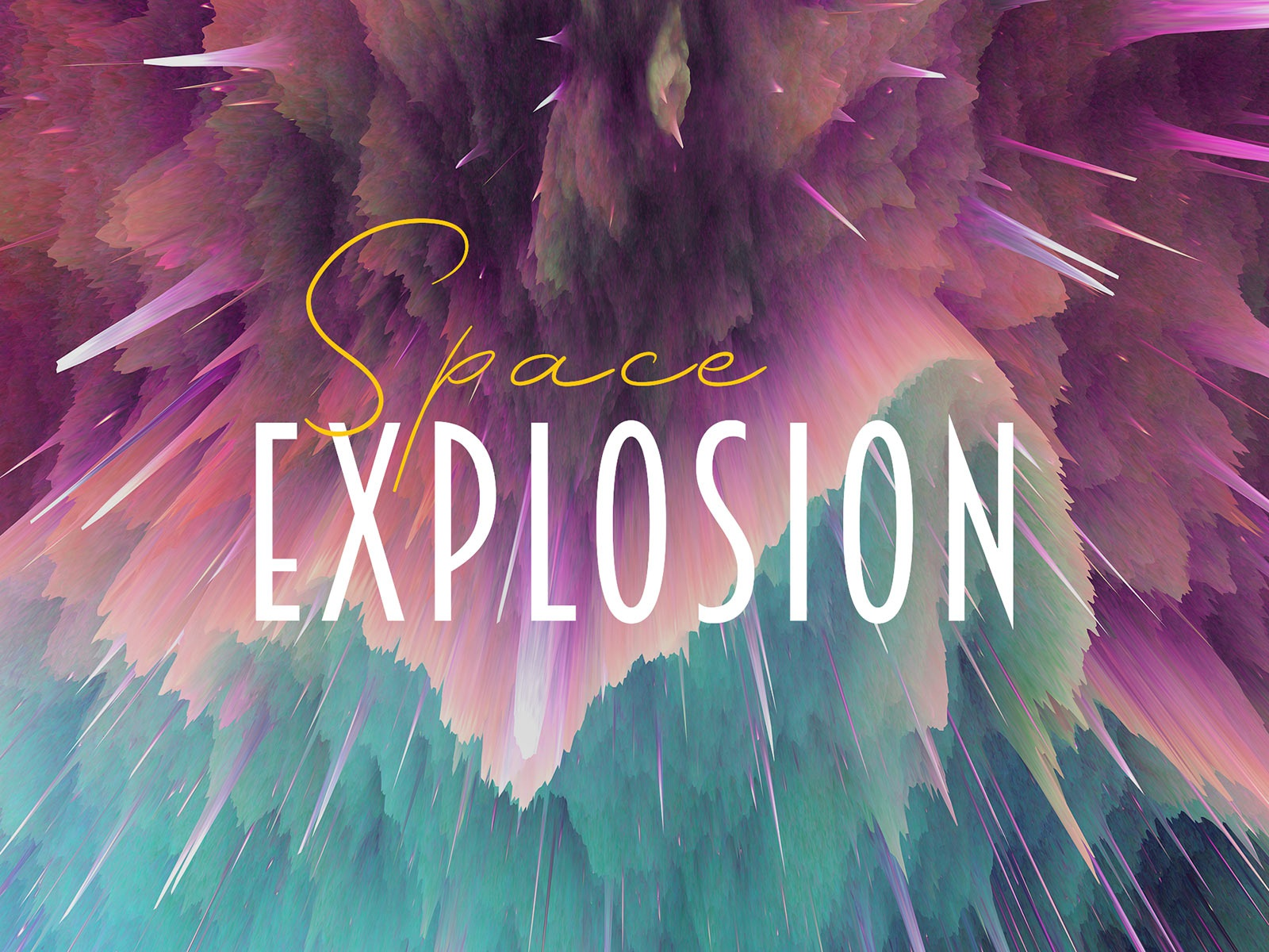 Space Explosion Backgrounds Visual Effect Futuristic Background Texture Pixelbuddha