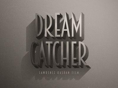 Freebie: Cinematic Retro PS Text Effects retro cinema noir film titles add-on movie vintage old effect text