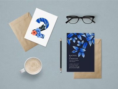 Botany Watercolor Flowers #3 download black red blue leaves clipart images png botanica botany flowers flower illustration watercolor pixelbuddha