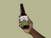 Freebie: Beer Bottle Mockup