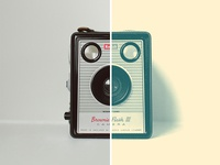 Freebie: Retro Engraving Photoshop Action