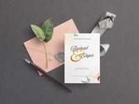 Freebie: Wedding Stationery Mockup Set