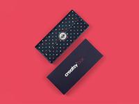 Paper Gift Box Mockup #7