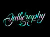Procreate Calligraphy Brushes #4
