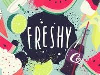 Freebie: Freshy Graphic Pack