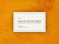 Freebie: Precious Gold Textures Kit