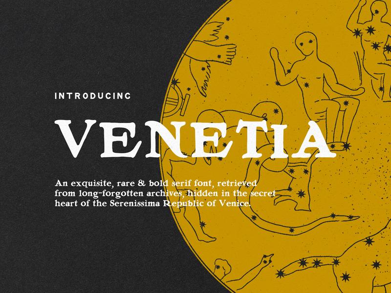 Venetia Serif Font download old display typefaces plus pixelbuddha vintage typeface font serif