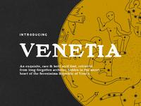 Venetia Serif Font