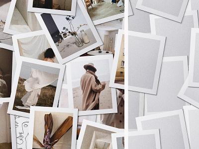 Realistic Mood Board Kit Vol.2 download blog collage social media instagram fashion pinterest style tile brand digital board mood board mood moodboard