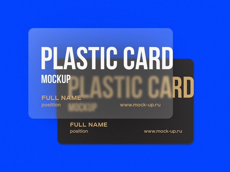 Free Plastic Card Mockups business transparent psd download mock-up template mockups plastic card free freebie mockup pixelbuddha