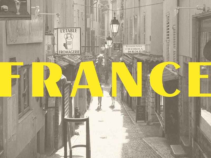 Le Bonjour Font Family font family retro modern elegant typeface france paris sans serif pixelbuddha plus download