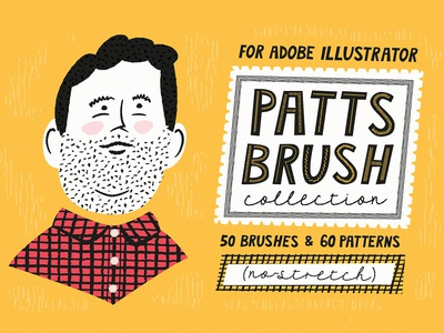 Patts Illustrator Brushes