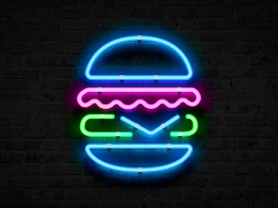 Neon Underground PS Effect neon neon sign sign light tube glow effect photoshop text bar download