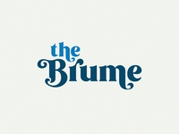 Brume Decorative Font