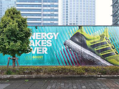 Mural Wall Mockup Scenes branding realistic graffiti art advertise mockup wall street mural psd download