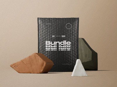 Packaging Mockup Scenes