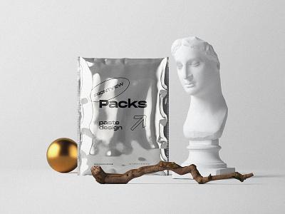 Packaging Mockup Scenes pixelbuddha download psd mockups mockup design logo template showcase scene creator branding