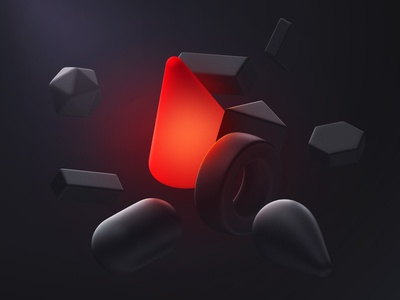 3D Geometry Graphic Pack