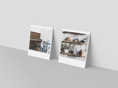 Realistic Polaroid Mockup Set polaroid realistic mockup mockups photo pixelbuddha download psd
