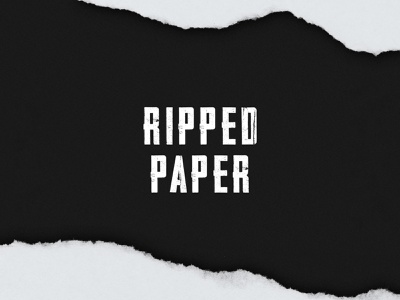 Freebie: Ripped Paper Texture Set pixelbuddha download freebie free tear edge torn ripped texture paper