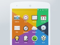 Icons android full