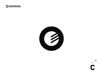 Ower System | Logotype brand white black contanex huancayo design