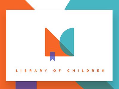 Library of children brand graphicdesign logo