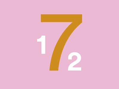 7 lustrini e mezzo concept brand creative  design logo @design