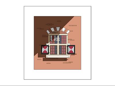 Digital Illustration adobe illustrator ajax holland amsterdam flat design simple vector illustration football