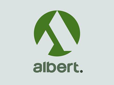 "Logo Aksen ""A"" - Albert Sukmono logogram logos logodesign logotype logo"