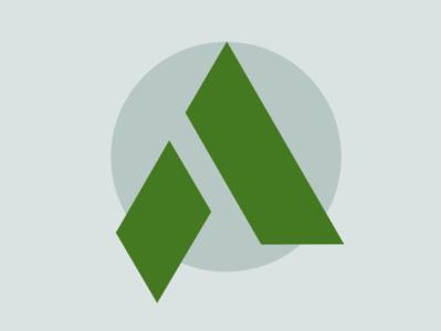 "Logo Aksen ""A"" - Aank Saputra designs logogram logodesign logotype logo"