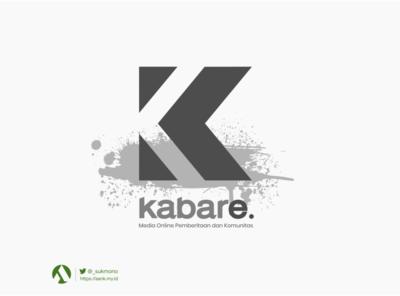 """Logo """"Kabare"""" sensai metal illustration branding logo design logobrand greenboxindonesia designs logos logodesign logotype logo"""