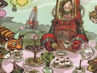 Fantasy Tea Party