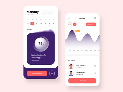 Task Management App chart grafik minimalist design minimalist tasks task task management task manager task app task management app simple clean interface mobile app design mobile ui mobile app user interaction userinterface uiux design uiuxdesign uiux ui
